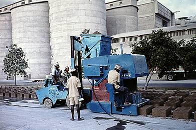 Old Mill Gm >> BAMBURI CEMENT FACTORY 1964 – 1987